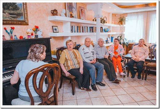 Какие документы необходимы для оформления в дом престарелых?