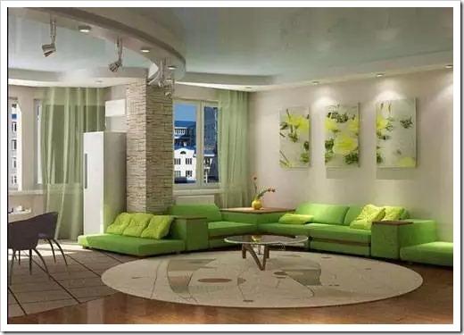 Использование мебели