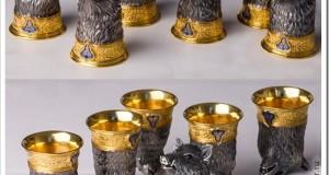 Питейная традиция – рюмки, стопки, шоты