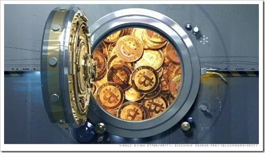 Генерация биткоинов – деньги берутся из воздуха?