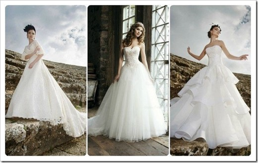 Причины популярности фатиновых свадебных платьев, кому подойдет такой наряд
