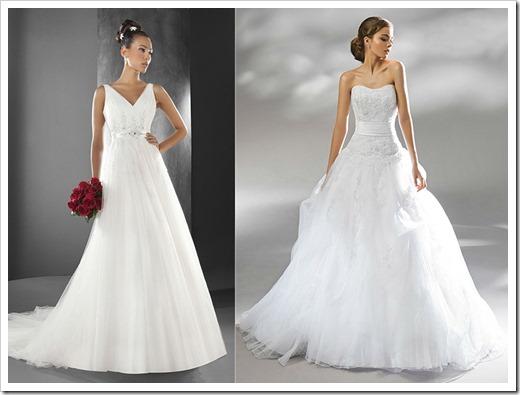 Модели фатиновых платьев