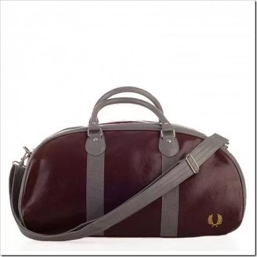 Как выбрать сумку Фред Перри?