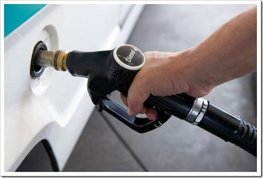 Примеси дизельного топлива