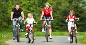 Чем полезны велопрогулки