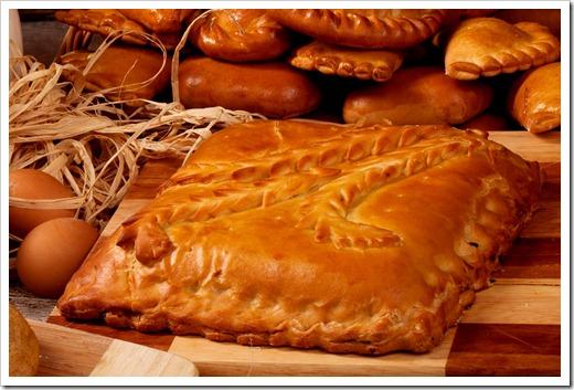 Сытные пироги: воздушное тесто