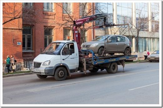 Вызов эвакуатора: оборудование и безопасность для авто