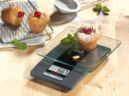 Как выбрать кухонные весы