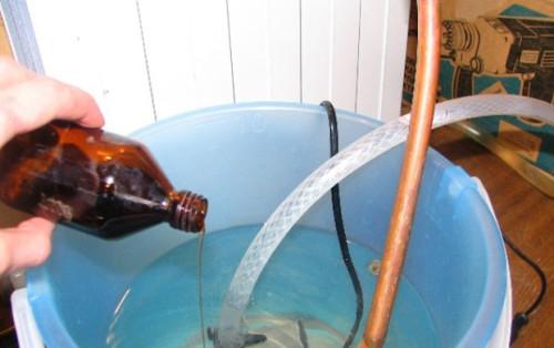 Как промыть алюминиевый радиатор отопления в квартире