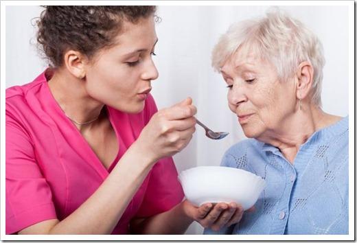 Пища, допустимая после восстановления глотательного рефлекса