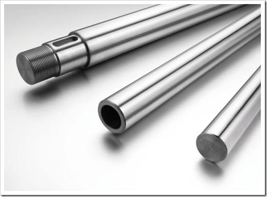 Использование сталей с высоким коэффициентом упругости