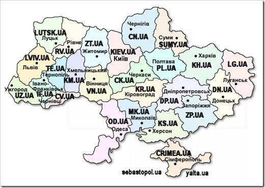 Региональные домены и их эффективность