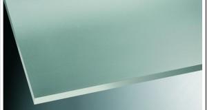 Различные способы сатинирования стекла