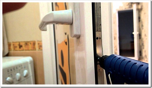 Настройка балконной двери