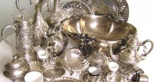 Где можно продать столовое серебро