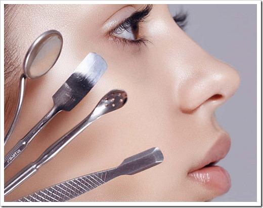 Как происходит механическая чистка лица?