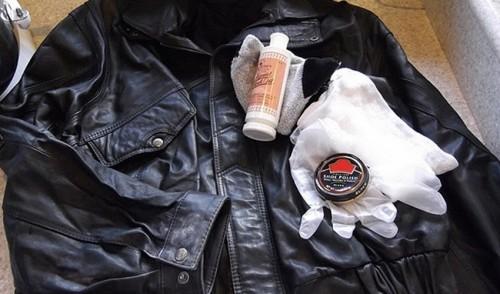 Как постирать мужскую кожаную куртку