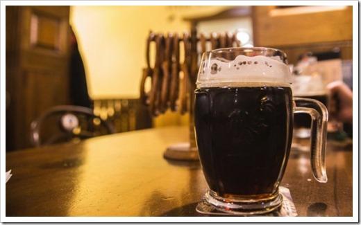 Темное пиво на розлив