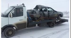 Разновидности эвакуаторной техники на дорогах общего пользования в РФ