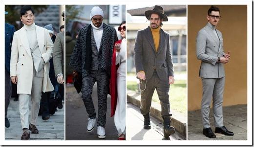 Тренды мужской моды 2019