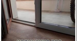 Особенности ремонта пластиковых дверей