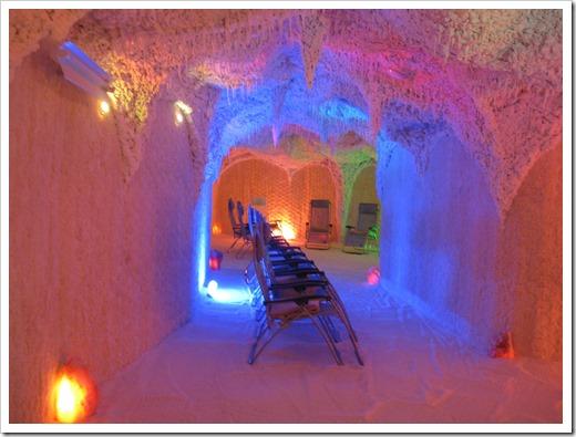 Соляная комната в сравнении с медикаментозной терапией