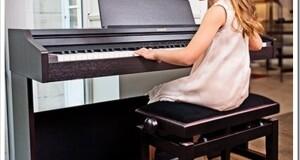 Как два клавишных инструмента могут быть настолько разными?