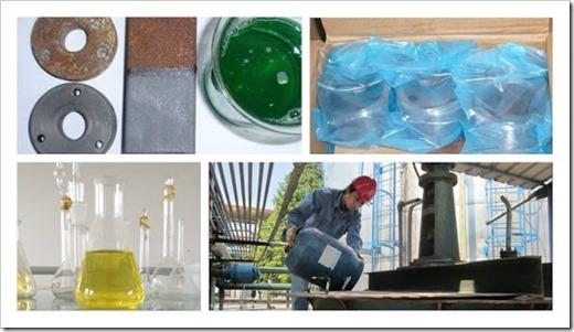 Защита металлических конструкций от коррозии