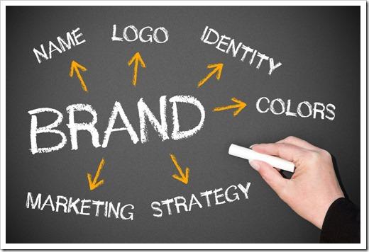 Визуальная концепция бренда