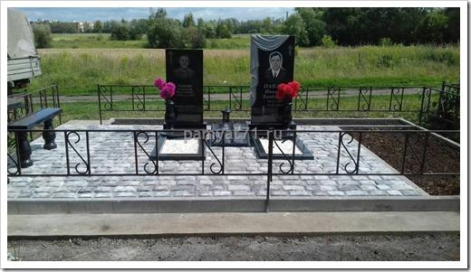 Преимущества гранитных памятников на могилу