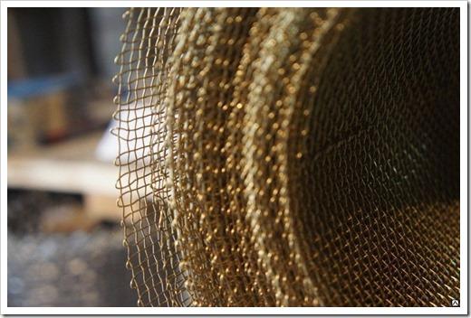 Стандарты в изготовлении бронзовых сеток